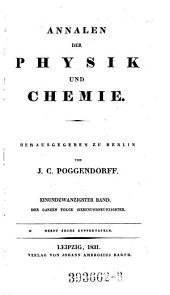 Annalen der Physik. Angefangen von Friedr(ich) Albr(echt) Carl Gren, fortgesetzt von Ludwig Wilhelm Gilbert: Band 97