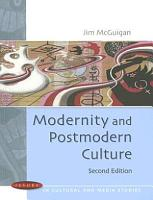 Modernity And Postmodern Culture PDF