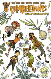 Lumberjanes 2016 Special: Makin the Ghost of It