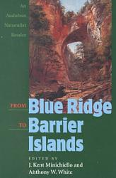 From Blue Ridge To Barrier Islands Book PDF