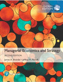 Managerial Economics and Strategy  Global Edition PDF