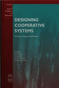 Designing Cooperative Systems PDF