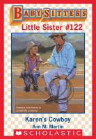 Karen s Cowboy  Baby Sitters Little Sister  122  PDF