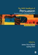 The SAGE Handbook of Persuasion PDF