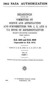 1962 NASA Authorization PDF
