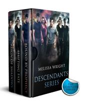 Descendants Series: Books 1-3