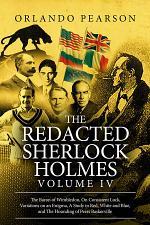 The Redacted Sherlock Holmes - Volume 4