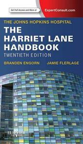 The Harriet Lane Handbook: Edition 20