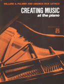 Creating Music At The Piano Lesson Book PDF