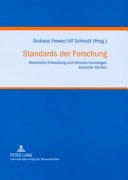 Standards der Forschung PDF