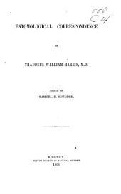 Entomological Correspondence