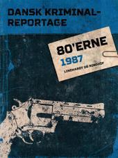 Dansk Kriminalreportage 1987