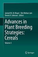 Advances in Plant Breeding Strategies  Cereals PDF