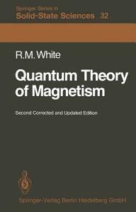 Quantum Theory of Magnetism PDF