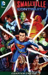 Smallville: Continuity (2014-) #12