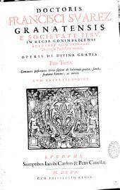Opus tripartitum de Divina gratia