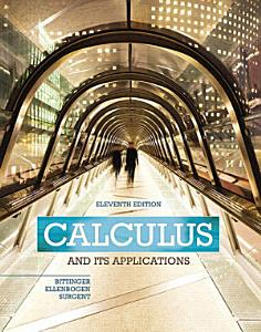 Calculus and Its Applications Book