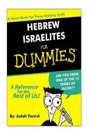 Hebrew Israelites for Dummies PDF