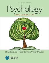 Psychology: Core Concepts, Edition 8