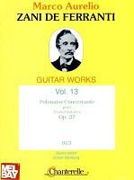 Zani de Ferranti Guitar Works Op  27 PDF