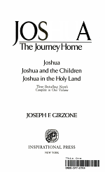 Joshua, the Journey Home
