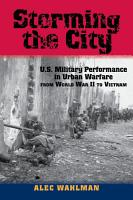 Storming the City PDF
