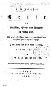 Letters from Palestine. German