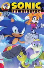 Sonic the Hedgehog #257
