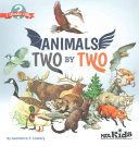 Animals Two by Two Book
