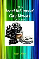 Top 50 Most Influential Gay Movies Of All Time PDF