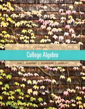 College Algebra: Edition 11