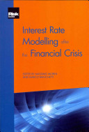 Interest Rate Modelling After the Financial Crisis PDF