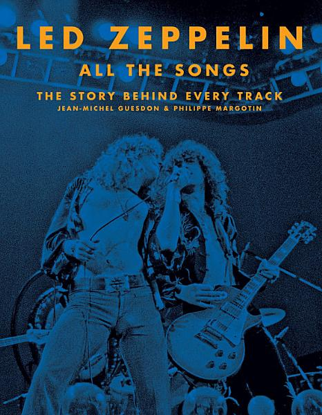 Download Led Zeppelin All the Songs Book