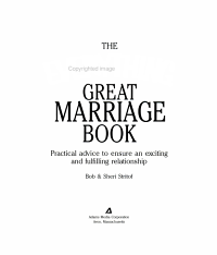 Everything Great Marriage