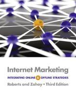 Internet Marketing  Integrating Online and Offline Strategies PDF