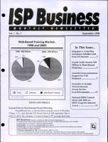 ISP Business Monthly Newsletter PDF