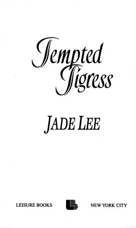 Tempted Tigress PDF