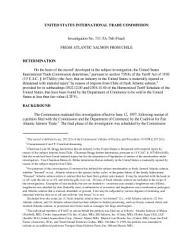 Fresh Atlantic Salmon From Chile Inv 731 Ta 768 Final  Book PDF