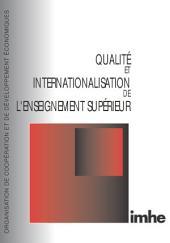 Qualité et internationalisation de l'enseignement supérieur