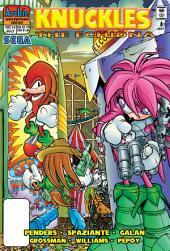 Knuckles the Echidna #14
