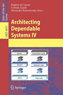 Architecting Dependable Systems IV
