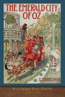 The Emerald City of Oz (Illustrated First Edition)