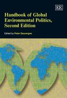 Handbook of Global Environmental Politics PDF