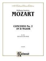Flute Concerto No. 2, K. 314 (D Major) (Orch.)