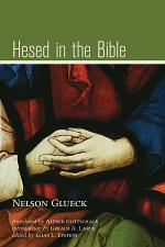 Hesed in the Bible