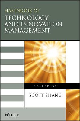 The Handbook of Technology and Innovation Management PDF
