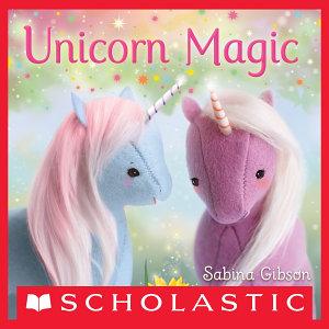 Unicorn Magic Book