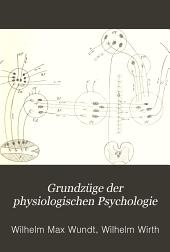 Grundzüge der physiologischen Psychologie: Index