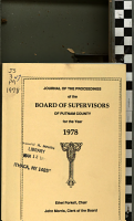 Journal of the Proceedings of the Board of Supervisors of Putnam County PDF