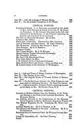 The Christian Examiner: Volume 29